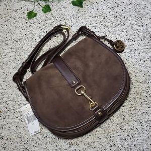 Michael Kors Jamie Saddle Bag